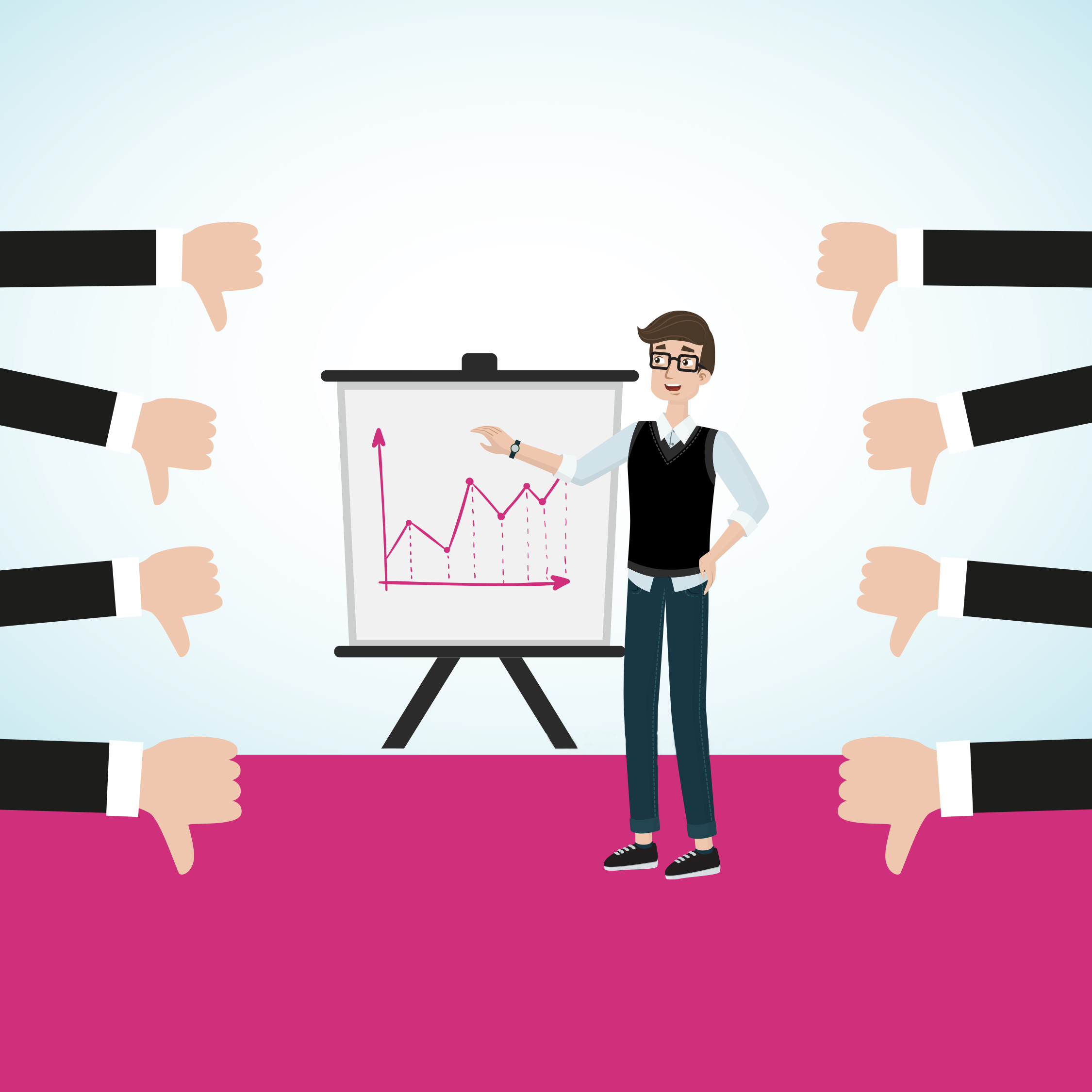 Are your presentations up to scratch? 6 top tips to boost