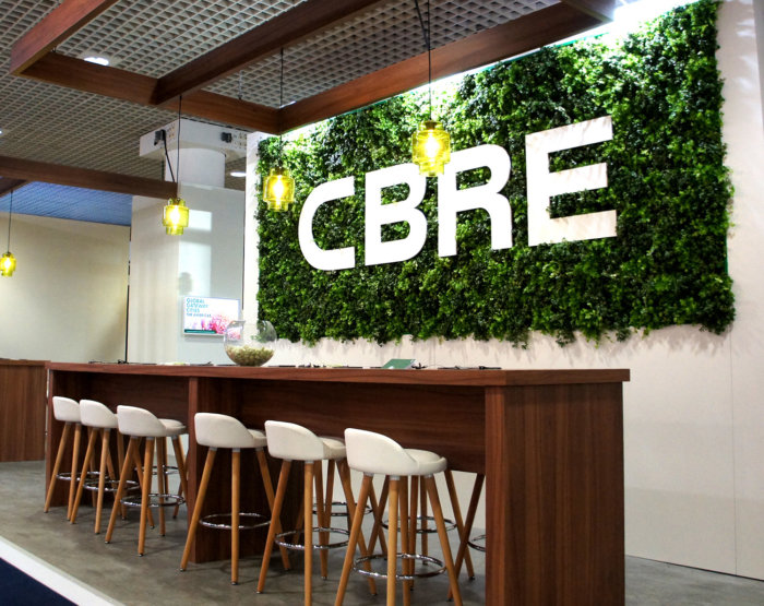 CBRE – MAPIC and MIPIM exhibition