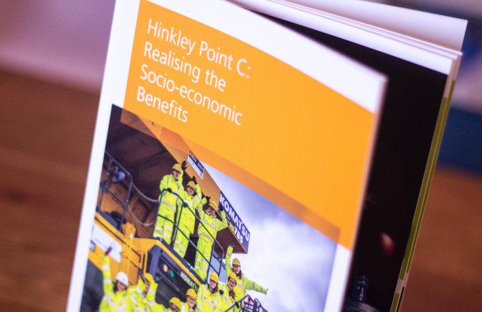EDF Energy – Socio-Economic Benefits Brochure