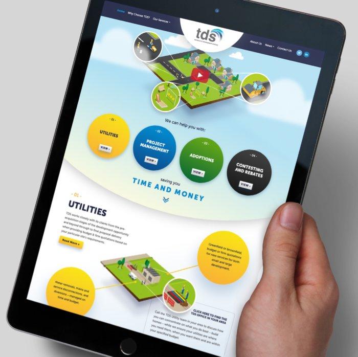 TDS – Contemporary Web Design