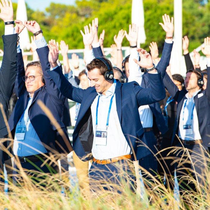 Global MedTech Leader – Engagement Meeting