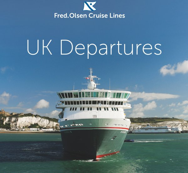 Fred. Olsen Cruise Lines – PowerPoint Design and Enhancement