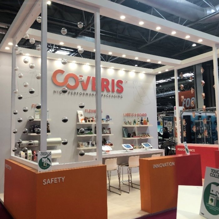 Coveris – Exhibition Stand