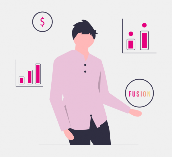 Fusion – better value for money, and scalable to your budget