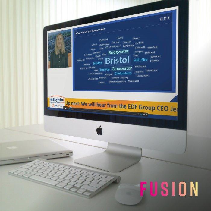 EDF – Dome 22 virtual event